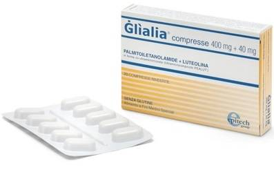 EPITECH GROUP SpA GLIALIA 400MG+40MG 60CPR