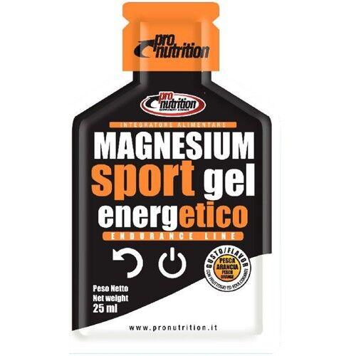 pro nutrition magnesium sport gel 24 pz.