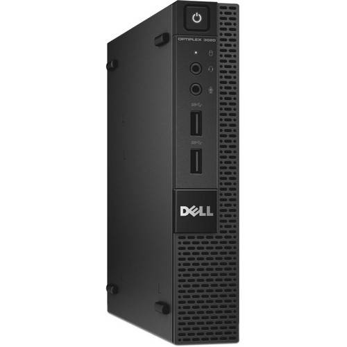 Dell 3020M USFF Intel® Core™ i3-4160T, 4096Mb DDR3 HDD 500GB. W8Pro.