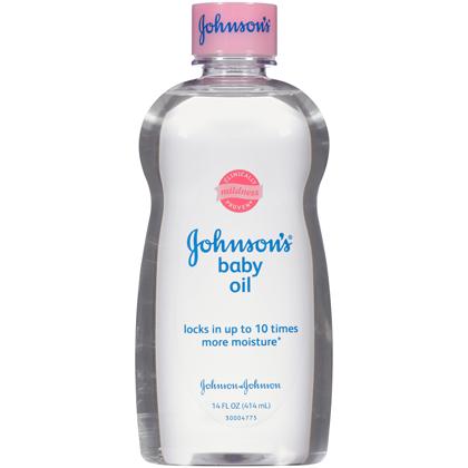 Johnson & Johnson Johnson'S Baby Oil Classico 300ml