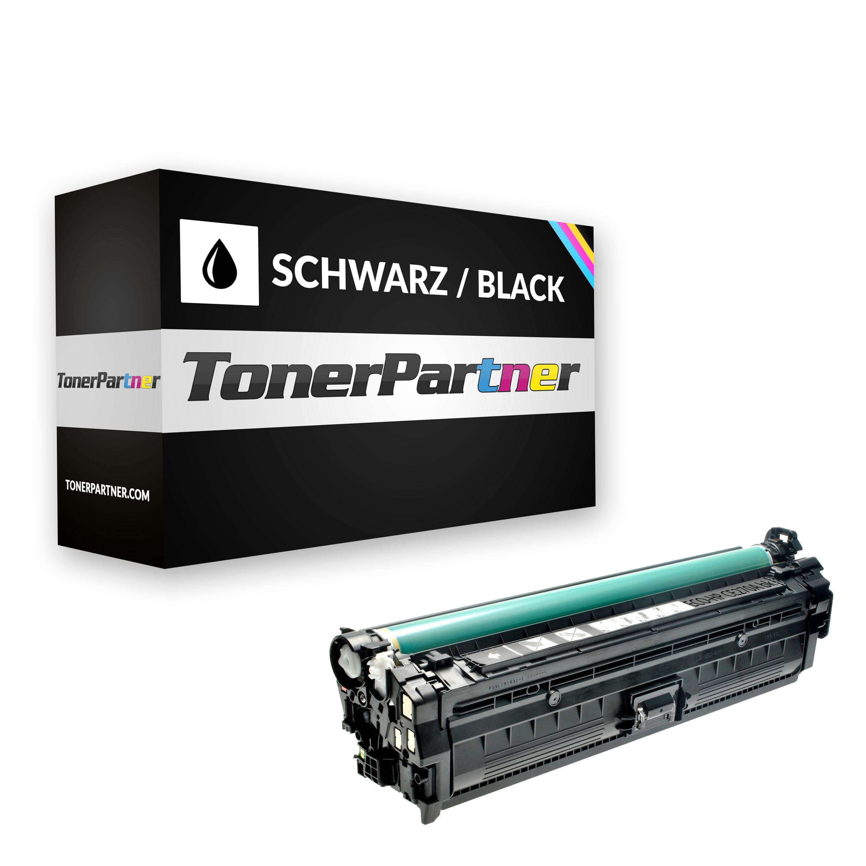 HP Compatibile con  Color LaserJet Enterprise CP 5525 N Toner (650A / CE 270 A) nero, 13.500 pagine, 0,91 cent per pagina