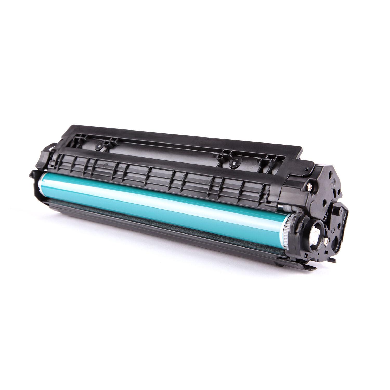 HP Compatibile con  Color LaserJet Pro M 254 dw Toner (203A / CF 541 A) ciano, 1.300 pagine, 2,45 cent per pagina