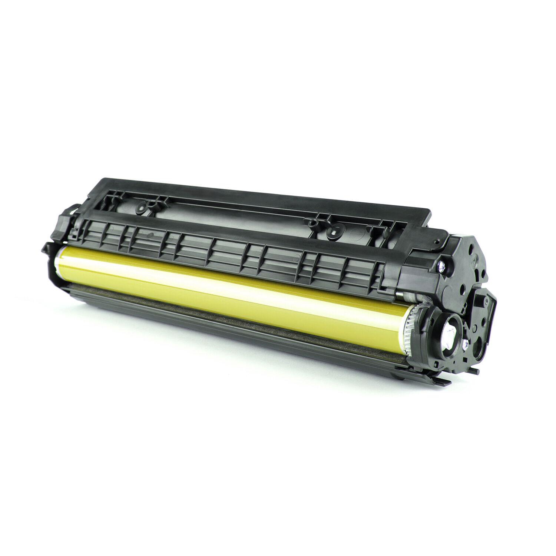 HP Compatibile con  Color LaserJet Pro M 254 dw Toner (203A / CF 542 A) giallo, 1.300 pagine, 2,45 cent per pagina