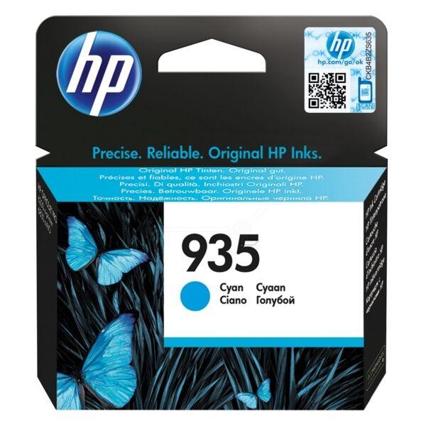 HP Originale  OfficeJet Pro 6230 Cartuccia stampante (935 / C 2 P 20 AE#301) ciano, 400 pagine, 3,48 cent per pagina, Contenuto: 4 ml