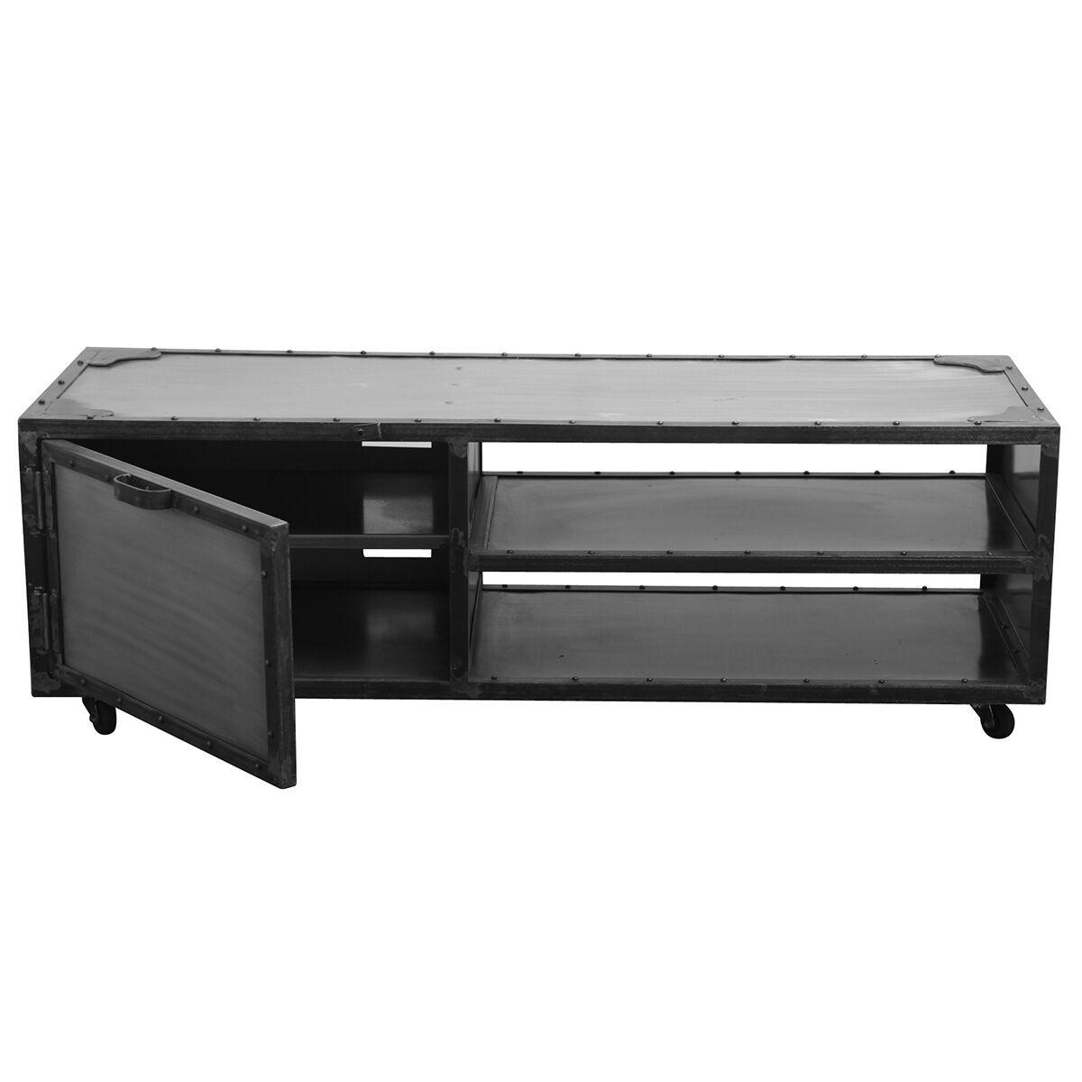 Miliboo Mobile porta TV industriale metallo FACTORY-