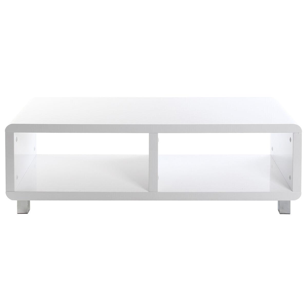 Miliboo Mobile TV design laccato bianco PIXY-