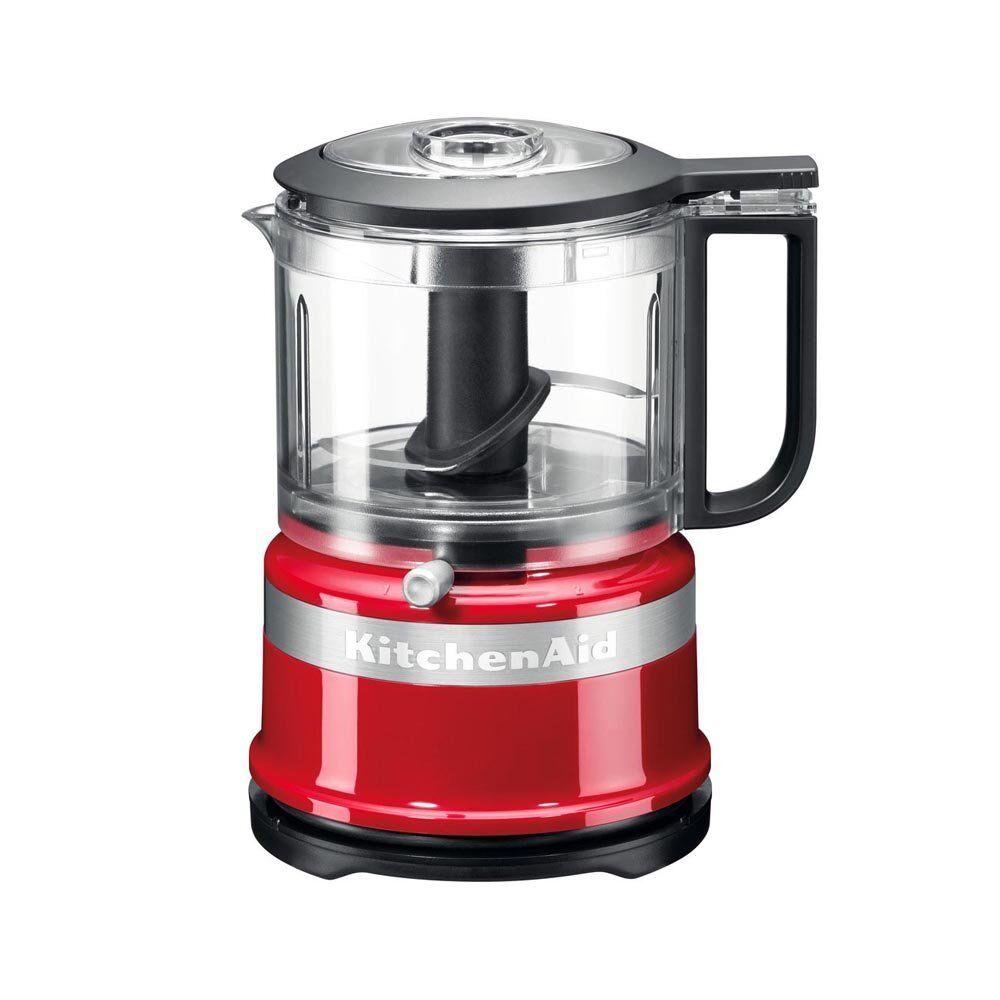 KitchenAid Food Processor2 velocità, rosso