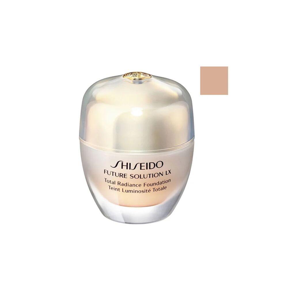 Shiseido Future Solution LX total radiance foundation col. B40 30 ml