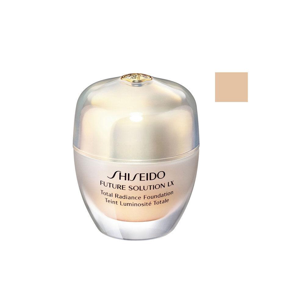 Shiseido Future Solution LX total radiance foundation col. O40 30 ml