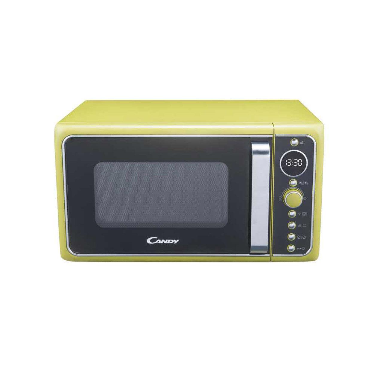 Tecnologia domestica Forno a microonde Candy DIVO G25CG Con grill 25 Litri 900 W, verde