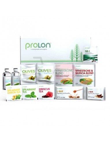 prolon - kit dieta mima digiuno programma alimentare di 5 giorni