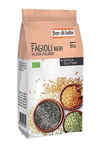biotobio srl fior di loto fagioli neri bio senza glutine 400g
