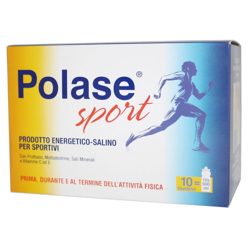 polase sport energetico salino per sportivi 10 bst
