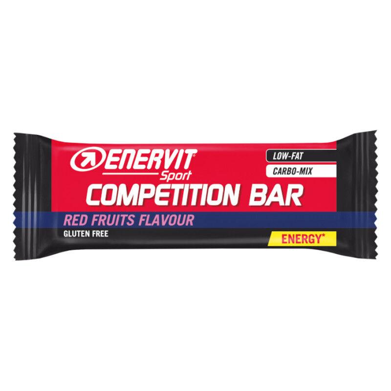enervit sport competition bar red fruit flavour