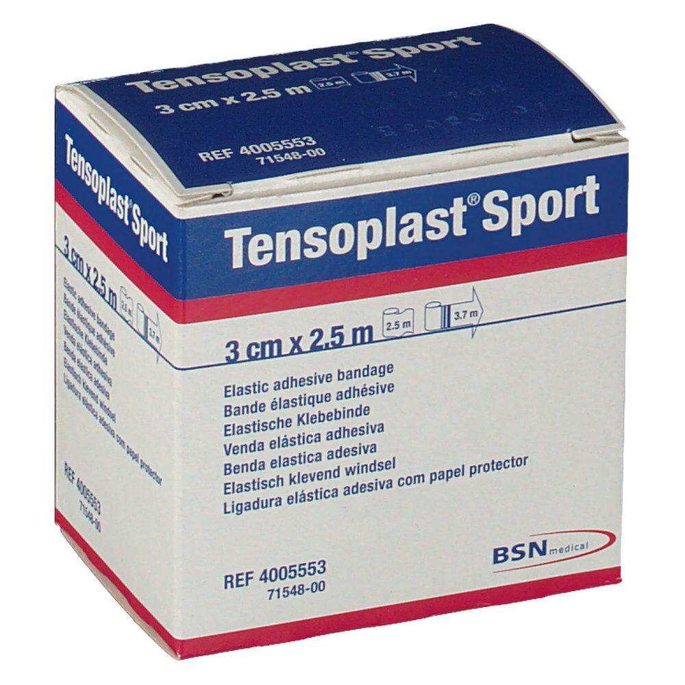 bsn medical tensoplast® sport 3 cm x 2,5 m 1 4042809002355