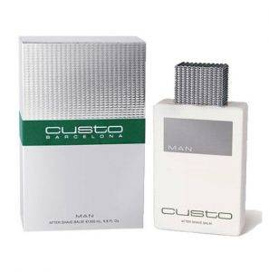 custo of barcelona barcellona man after shave balm 200 ml