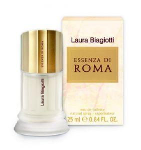 laura biagiotti essenza di roma 25 ml spray, eau de parfum