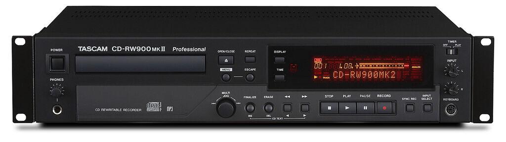 Tascam CD-RW900 MK II