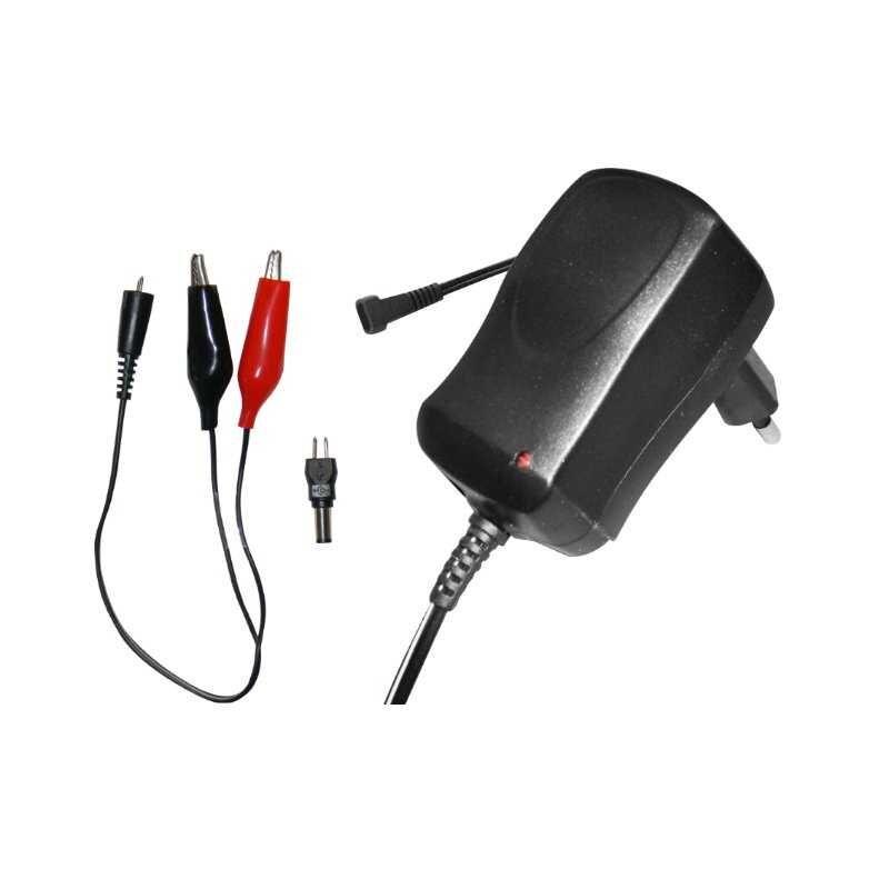 AP6C06- Carica Batterie Auto / Moto / Veicoli Alcapower - 3W / 5V  / 0,6A