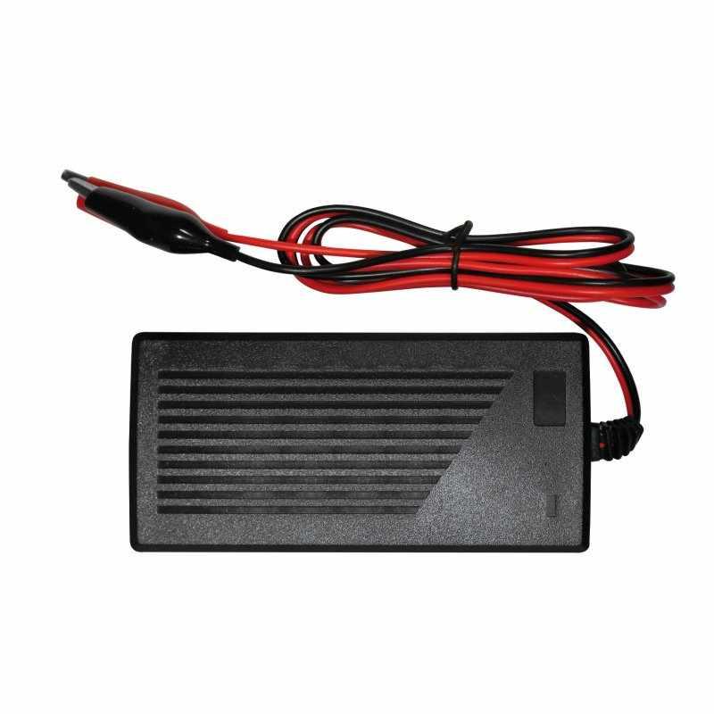 AP24V2L- Carica Batterie Auto / Moto / Veicoli Alcapower - 48W / 24V  / 2A