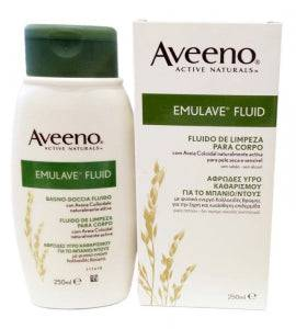 Johnson & Johnson Spa Aveeno Emulave fluid 250ml