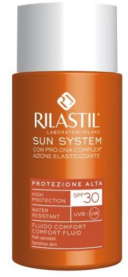 Ist. Ganassini Spa Rilastil Sun System fluido comfort spf 30 50ml