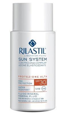 Ist. Ganassini Spa Rilastil sun system fluido minerale spf30 50 ml