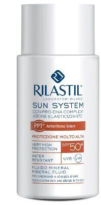 Ist. Ganassini Spa Rilastil Sun System Ppt 50+ Fluido Mineral 50ml