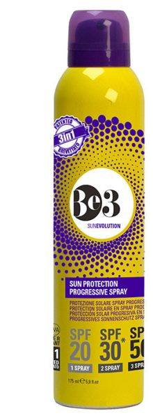 Quadra Group Srl Be3 Sun Protection progressive spray spf 20/30/50 ( scad 01/04/2019)