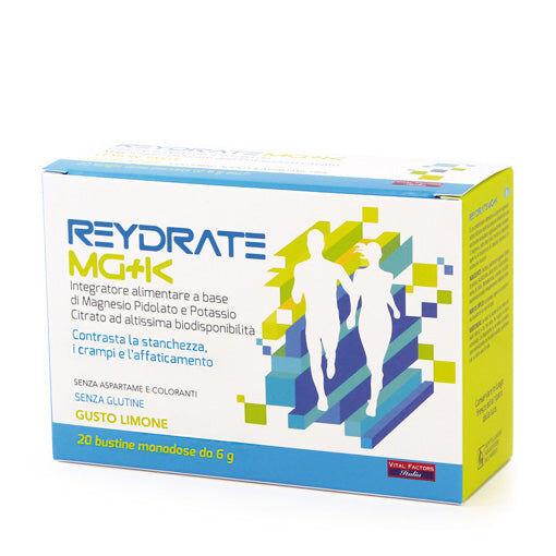 Vital Factors Italia Srl Vital Factors Reydrate Mg+K 20 bustine 6 gr