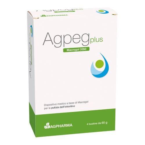 Ag Pharma Srl Agpeg Plus Macrogol 3350