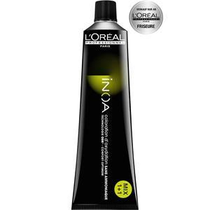 l'oreal professionnel tinte e mesh inoa tinta per capelli inoa 5.5 castano chiaro mogano alta resistenza 60 ml