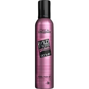l'oreal professionnel hairstyling tecni.art rebel push up 250 ml