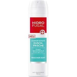 hidrofugal cura del corpo anti-transpirant doccia fresh spray antitraspirante 150 ml