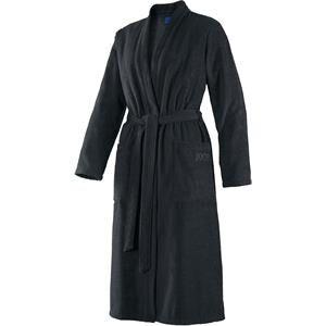 joop! accappatoi donna kimono nero taglia 40/42, lunghezza 120 cm 1 stk.