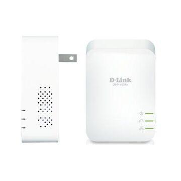 D-Link DHP‑601AV Kit PowerLine Gigabit AV2 1000 fino a 1000 Mbps1 - Powerline