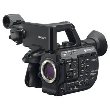 Sony FS5 II Videocamera palmare CMOS 4K Ultra HD Nero - EXTRASCONTO WEEKEND