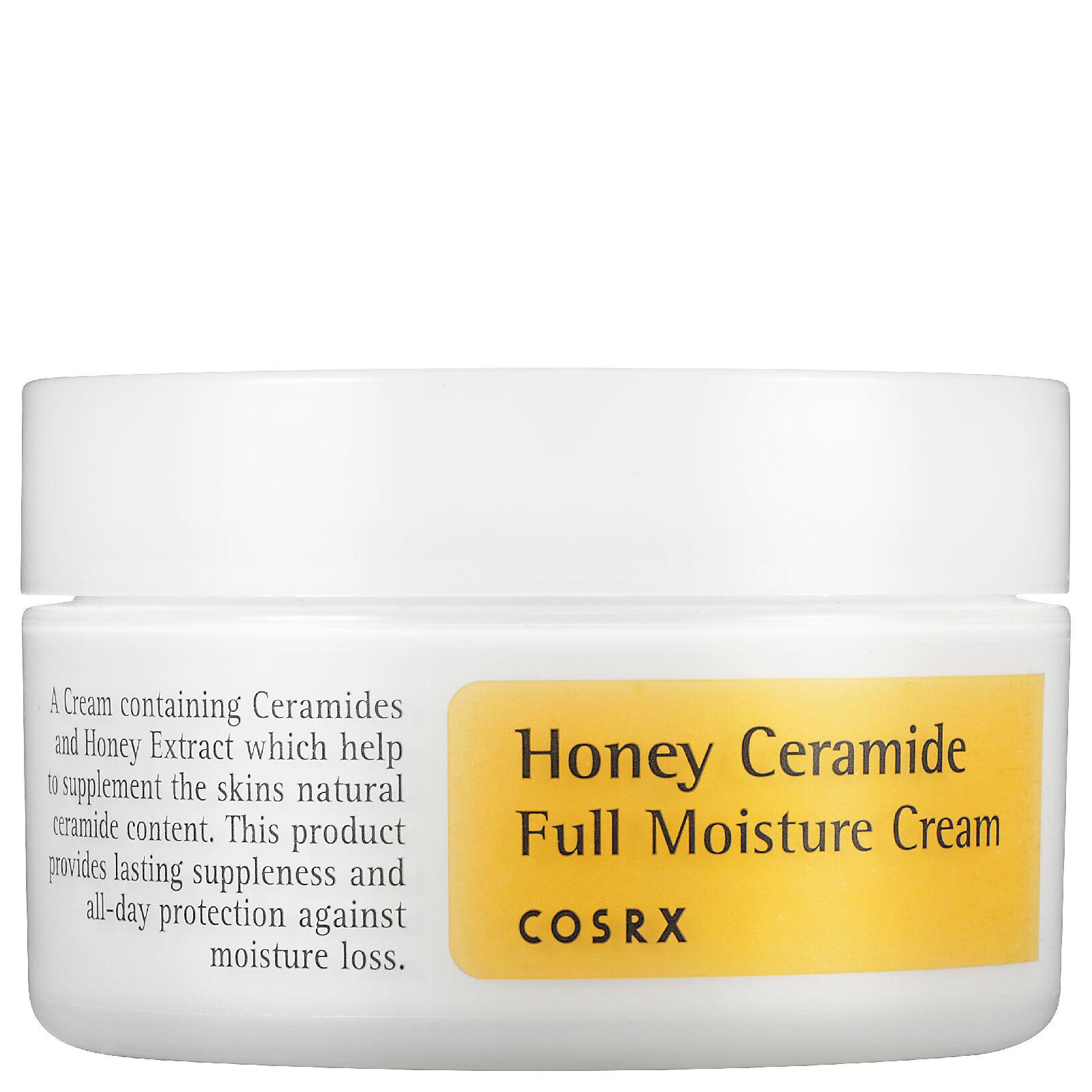 cosrx crema ultra idratante al miele e ceramidi