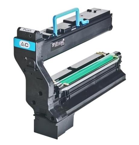 Konica Minolta 1710604-008 12000pagine Ciano cartuccia toner e laser