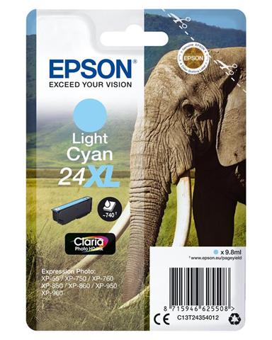 Epson Alarm clock Cartuccia Sveglia Nero Inchiostri DURABrite Ultra 27XXL