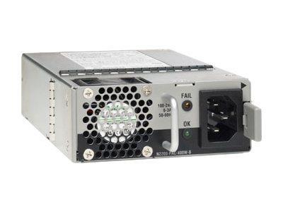 Cisco Systems N2200-PAC-400W= 400W Grigio alimentatore per computer