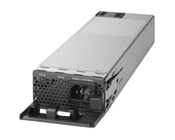 Cisco Systems PWR-C1-350WAC= 350W Nero alimentatore per computer