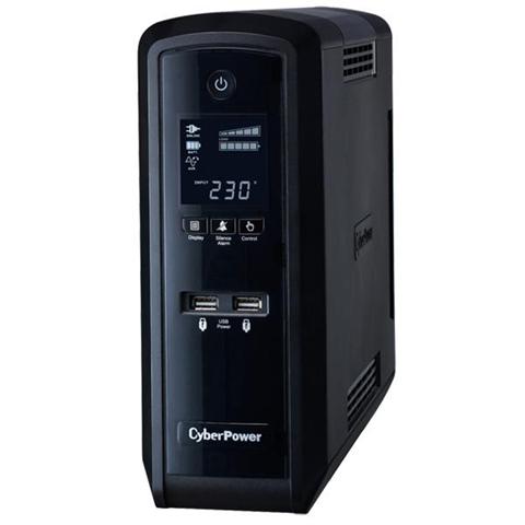 CyberPower CP1300EPFCLCD gruppo di continuità (UPS) 6 presa(e) AC 1300 VA