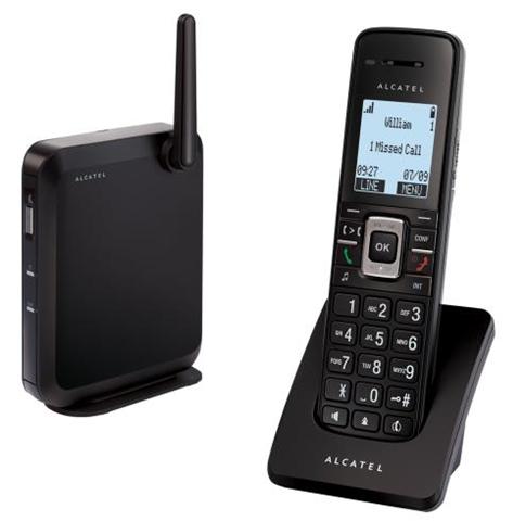 Alcatel Telefono IP Cordless alcatel ip2015 cordless IP phone