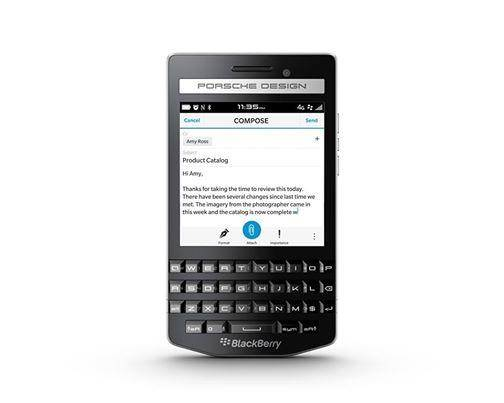 Blackberry P9983 7,87 cm (3.1