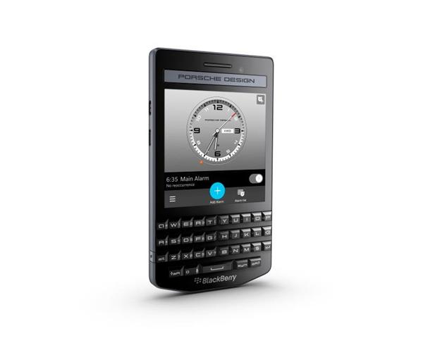Blackberry Porsche Design P'9983 7,87 cm (3.1