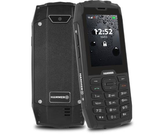 myPhone HAMMER 4 7,11 cm (2.8