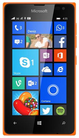 Microsoft Smartphone Microsoft Lumia 435 8Gb Arancione