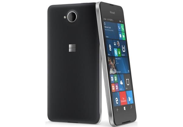 Microsoft Smartphone Microsoft Lumia 650 LTE Nero Single Sim