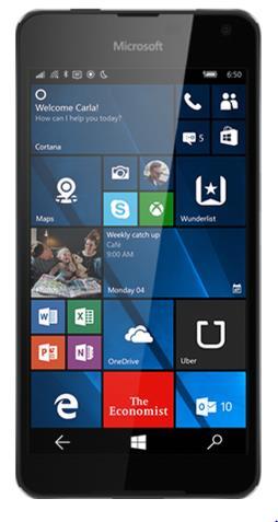 Microsoft Telekom Microsoft Lumia 650 12,7 cm (5